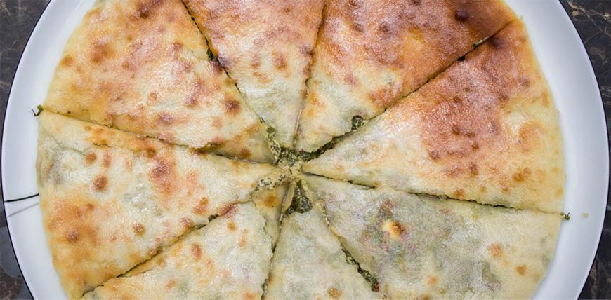 Блюда из адыгейского сыра рецепты