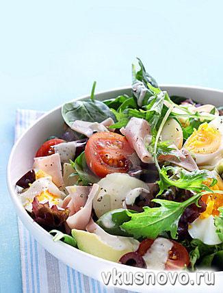 вкусные и быстрые рецепты салатов на зиму